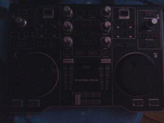mon truc pour mixer :)
