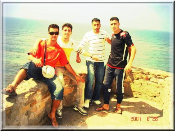 Issame & Ghachame & Ramjané & HassOn