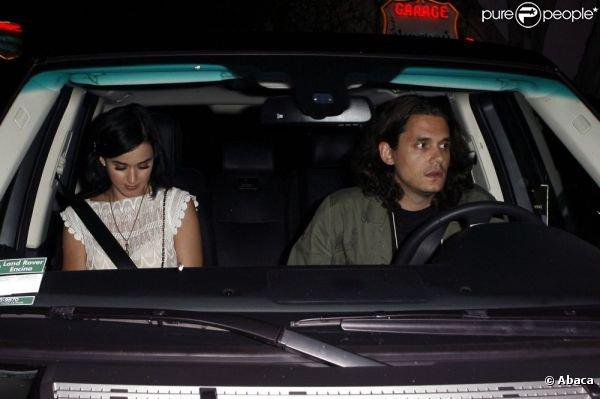 Katy Perry et John Mayer : Soirée en tête à tête dans un célèbre hôtel...