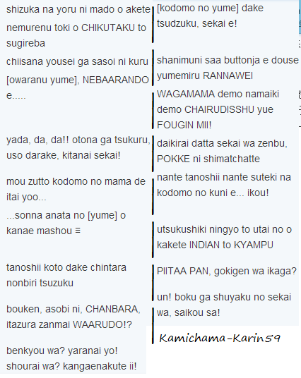 Vocaloid : Kaizoku F No Shouzou