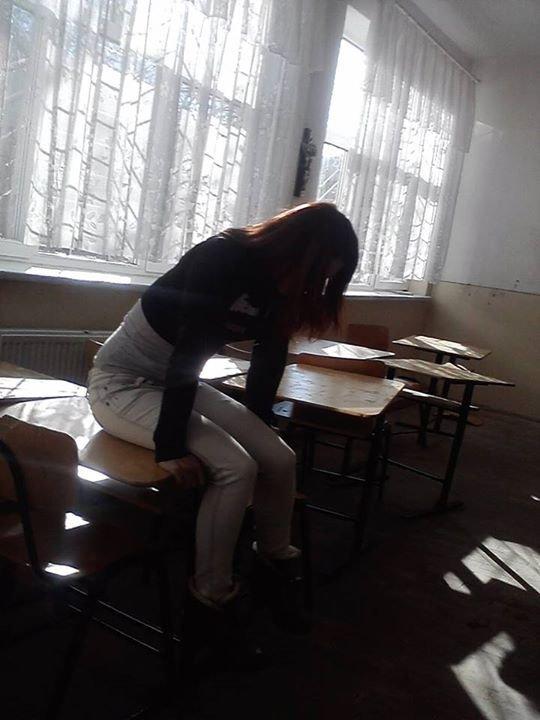 ma classe :) ♥  meriem.sweet92 sur skype :)