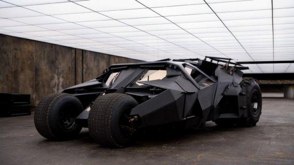 Batmobile......