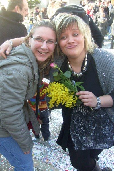 Ma meilleure amie Aurélie & moi