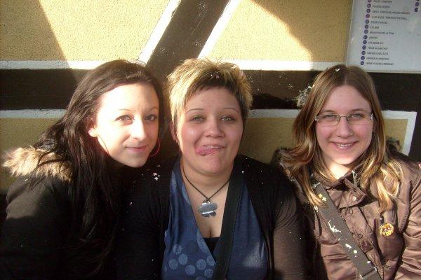 Anne, Aurélie & moi