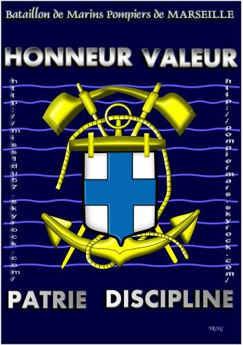 Bataillon de Marins Pompiers de Marseille  par le Maitre Principal Yannick ROUX