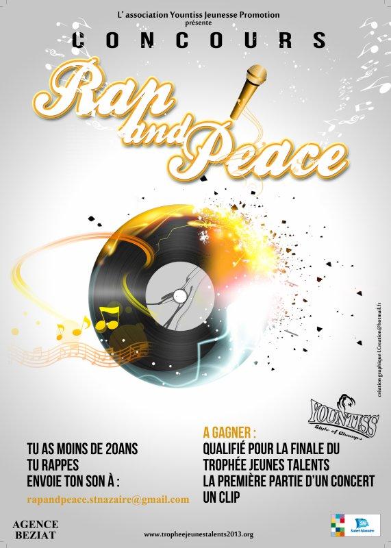 Rap'N'Peace  2012/2013