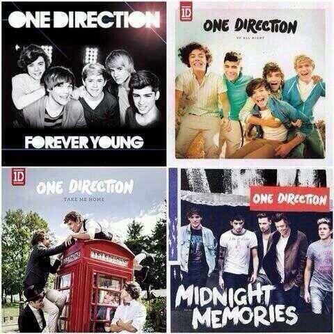 """""""Trouve à quelle chanson des One Direction est cette phrase"""""""