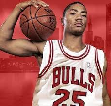 Mon meilleur Basketteur!!! DERRICK ROSE!!
