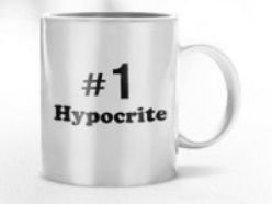 Trop puisant / Hypocrite...  (2012)