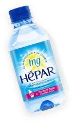 Dialyse et constipation une solution l'eau de Hépar solution simple et naturelle