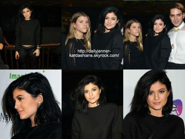 6 août 2014: Kylie a assisté au Imagine Ball dans West Hollywood