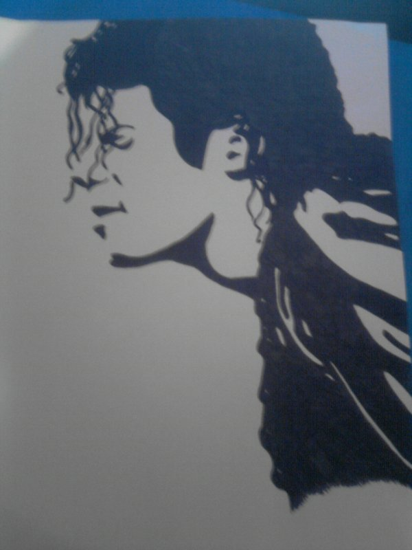 dessin MJ <3