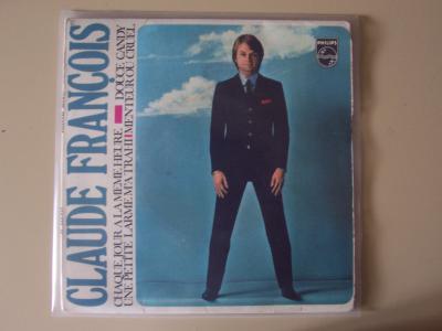 1969 une petite larme m 39 a trahi fan de claude francois. Black Bedroom Furniture Sets. Home Design Ideas