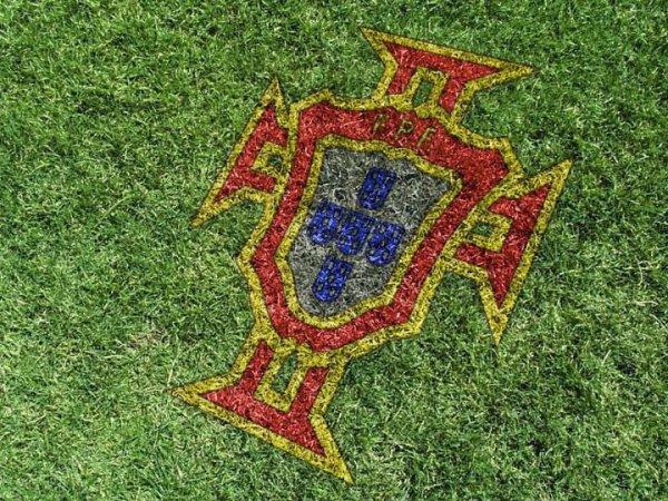 portugaise et fier