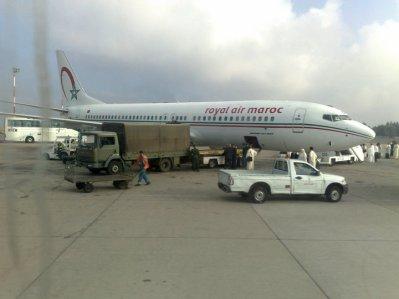 Boieng 737 de la RAM