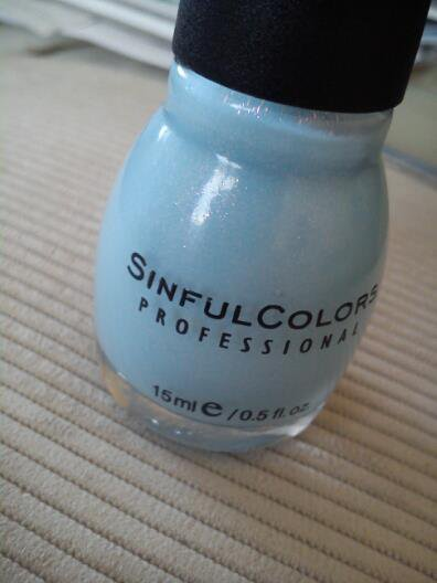 Sinful Colors Professional CINDERELLA 1101 <3