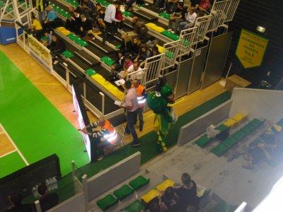 saison 2011 2012 pro b 5e jrnee jav - lille metropole basket club 29.10.2011