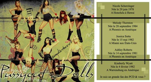 #   The  Pussycat Dolls  #