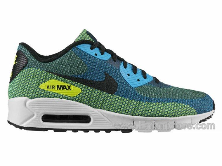 timeless design 233e3 8e77e Nike Air Max 90 Jacquard Chaussures Officiel NIke Pour Homme Night Factor  631750-300