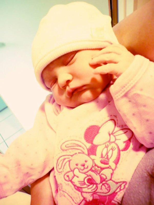 Ma Princesse ! Mon sang , ma vie, mon bonheur , ma plus belle réussite ♥