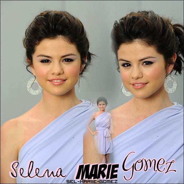 .  WWW ● SEL - MARIIE - GOMEZ ● SKY' Ta source d'actualité sur la belle Selena Marie Gomez .   .