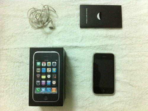 I PHONE 3GS