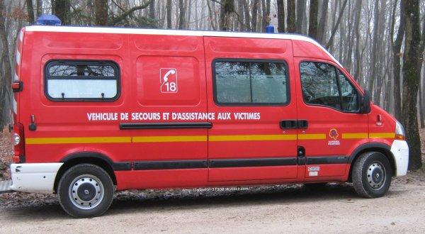 2012 - SDIS 37 : Cross départemental d'Esvres sur Indre