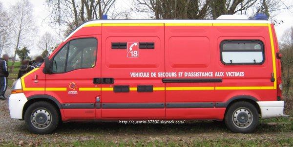 2012 - SDIS 37 : Cross départemental de Ligueil