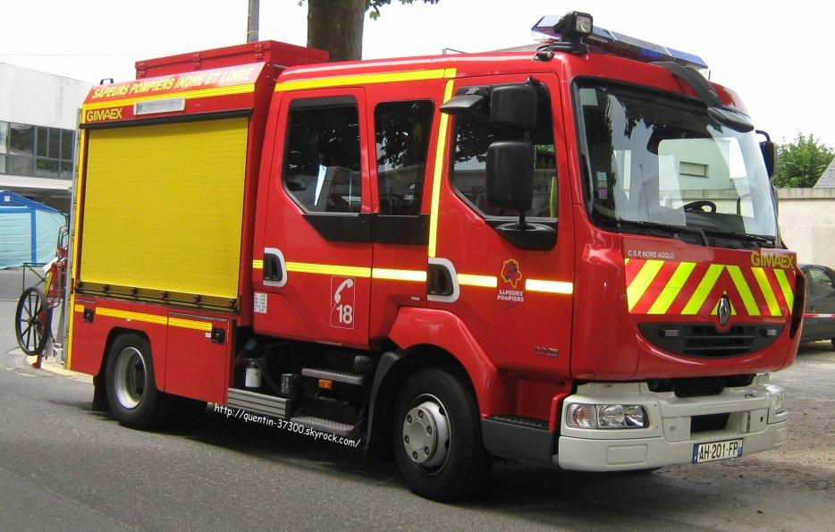 Photos de véhicules de Sapeurs Pompiers