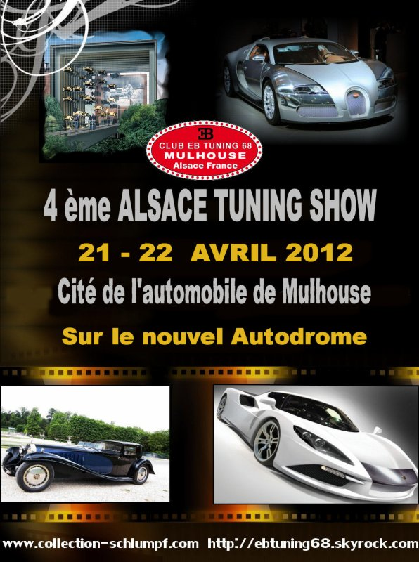 Alsace Tuning Show 2012