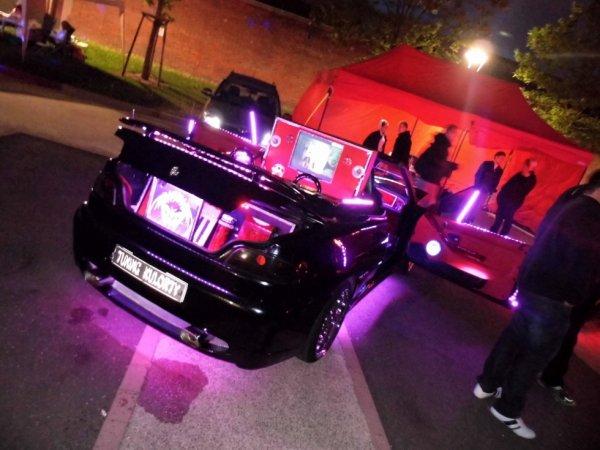 Show néons et éclairage Tuning 3 et 4 Mai 2014 autodrome cité de l'automobile de Mulhouse 68100