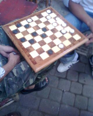 jeux dama marocaine