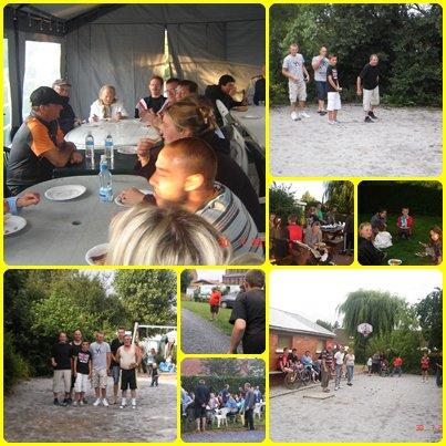 LA SAISON 2012 AU CAMPING...