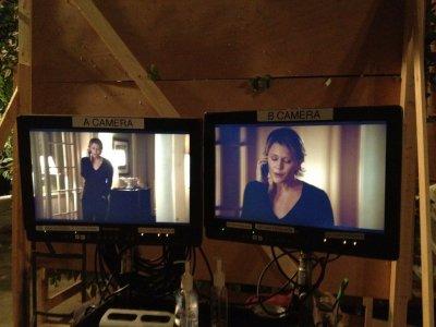 photo du tournage de la saison  3!!!