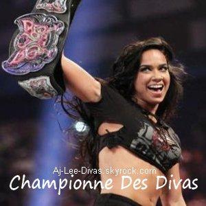 Championne Des Divas