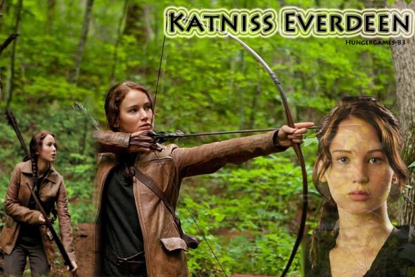 Katniss Everdeen !