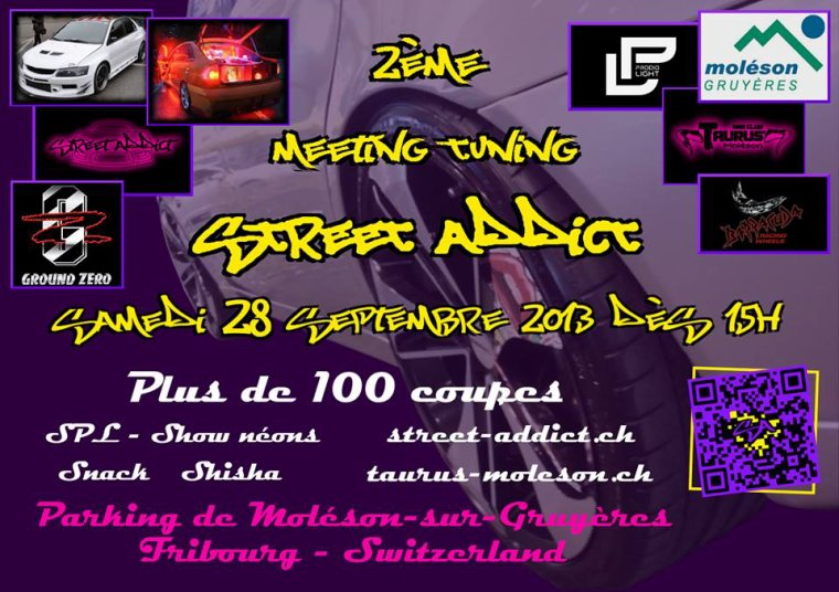 2e meeting du Street Addict