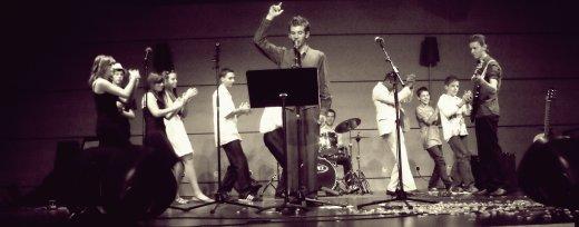 « Quand on est sur scène on oublie tout. Il ne reste que la musique ♥ .»