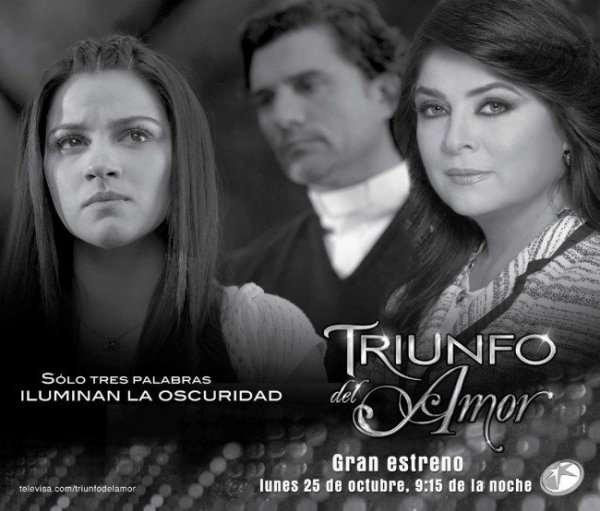 Telenovela Triunfo del Amor(Triunfi i Dashuris)