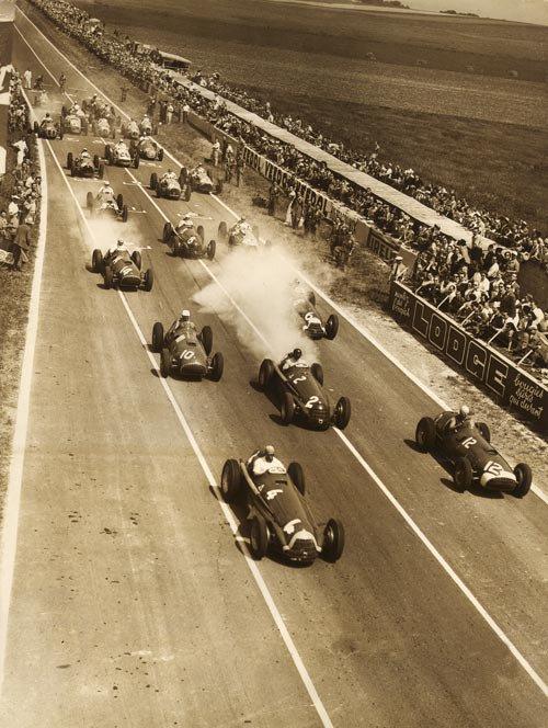 Mémoire de la F1: saison 1951