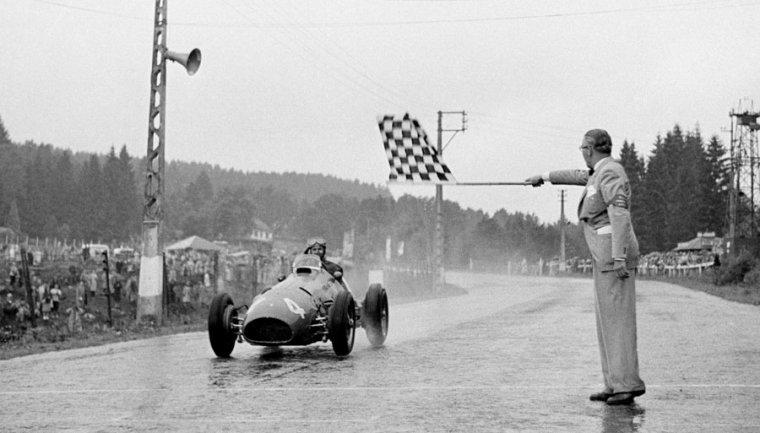 Mémoire de la F1: saison 1952
