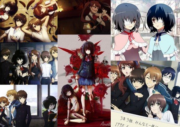 Liste des épisodes de l'anime « Another »