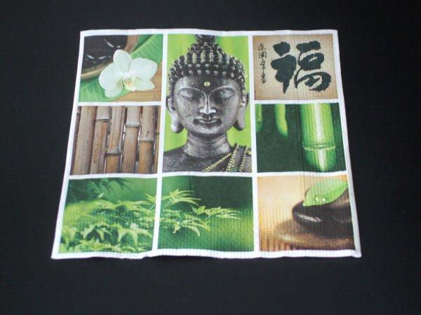 serviette zen