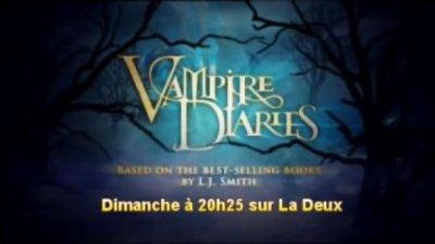 """Une petite interview de Mister Somerhalder qui date de novembre 2010 et une présentation de la série """"The Vampire Diaries"""" pour la chaîne """"La Deux"""""""