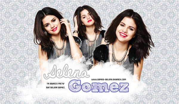 Gomes-Seleny.Skyblog.com ◊ Ta source d'actualité sur la belle Selena Marie Gomez !