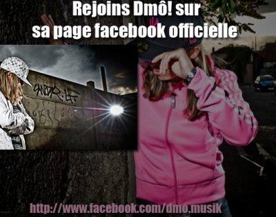 PAGE FACEBOOK OFFICIELLE DE DMÔ!