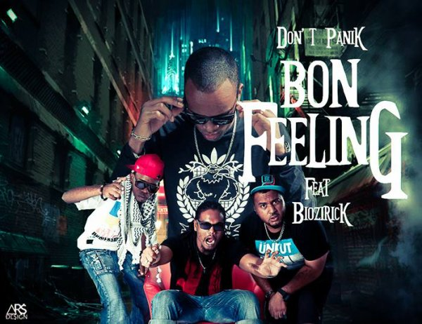 Biozirick Studio / Don't Panik ft. Biozirick - Bon Feeling (2013)