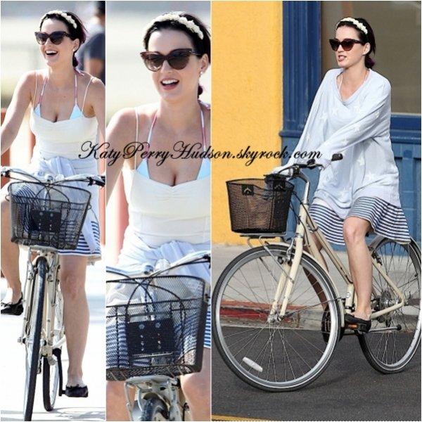 4/07/12 : Balade en vélo à Venice Beach !