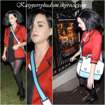 31 Octobre 2012 : A Halloween Party dans le Hollywood Cemetery