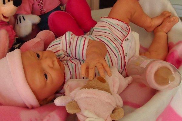 Elise, un amour de bébé (adoptée par Maëva)